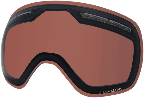Dragon - X1s Rose Polarized Snow Goggle Replacement Lens