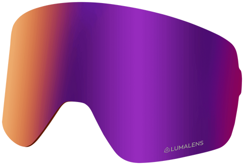 Dragon - NFX2 Purple Ion Snow Goggle Replacement Lens