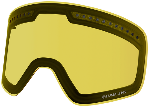 Dragon - NFX Yellow Snow Goggle Replacement Lens