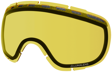 Dragon - Rogue Yellow Snow Goggle Replacement Lens