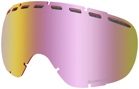 Dragon - Rogue Pink Ion Snow Goggle Replacement Lens