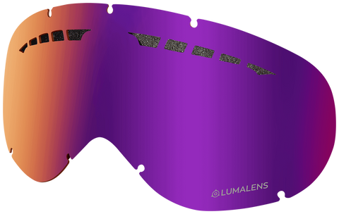 Dragon - DX Purple Ion Snow Goggle Replacement Lens