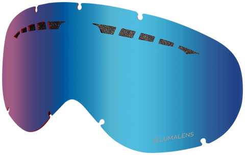 Dragon - DX Blue Ion Snow Goggle Replacement Lens