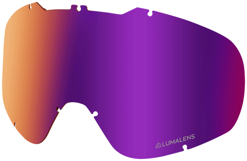 Dragon - DX2 Purple Ion Snow Goggle Replacement Lens