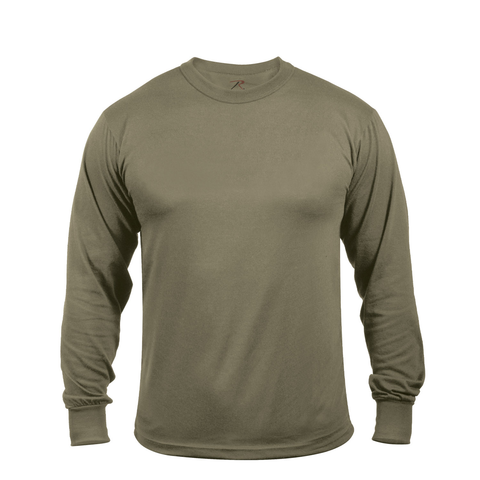 Rothco - AR 670-1 Coyote Brown Long Sleeve Tee