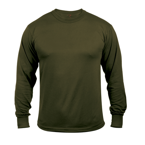 Rothco - Olive Drab Long Sleeve Tee