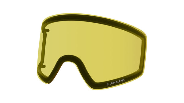 Dragon - PXV Lumalens Yellow Snow Goggle Replacement Lens