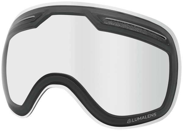 Dragon - X1 Photochromic Clear Snow Goggle Replacement Lens
