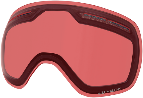 Dragon - X1s Photochromic Light Rose Snow Goggle Replacement Lens