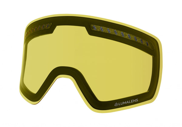 Dragon - NFXS Photochromic Yellow Snow Goggle Replacement Lens