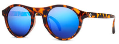 Sunski - Altas Tortoise Sunglasses / Blue Polarized Lenses