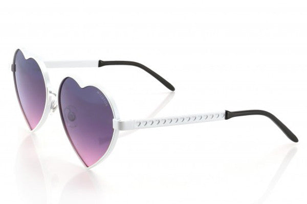 Wildfox - Lolita White Sunglasses
