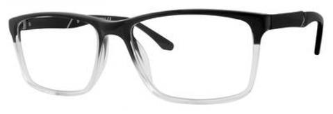 Chesterfield Eyewear - Ch 66XL 58mm Black Crystal Eyeglasses / Demo Lenses