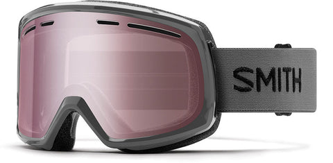 Smith - Range Charcoal Snow Goggles / Ignitor Mirror Lenses