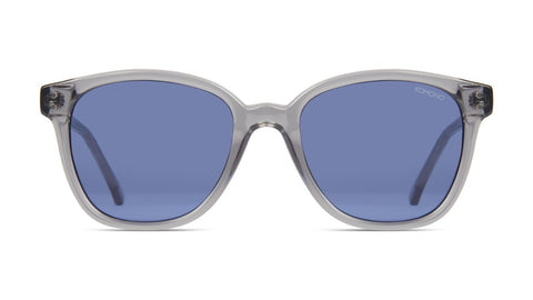 Komono - Renee Zircon Sunglasses / Blue Lenses