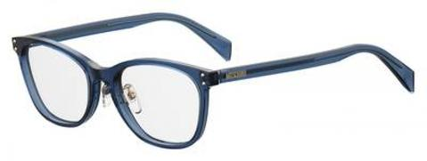 Moschino - Mos 540 F Blue Eyeglasses / Demo Lenses