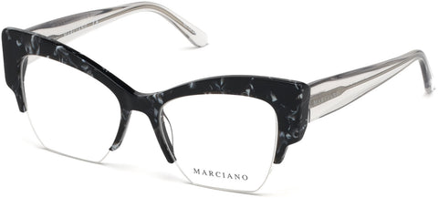 Marciano - GM0329 Black Eyeglasses / Demo Lenses