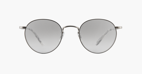 Garrett Leight - Wilson M Moonrock Sunglasses / Semi Flat Grey Shadow Gradient Lenses