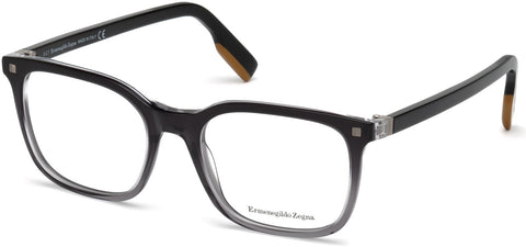 Ermenegildo Zegna - EZ5121 Black Crystal Eyeglasses / Demo Lenses