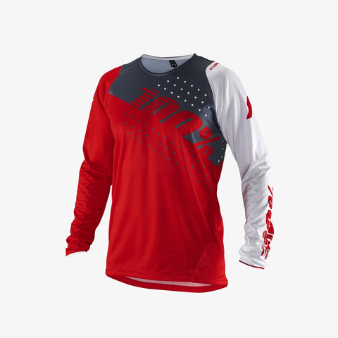 100 Percent - Ridecamp Youth Red Jersey
