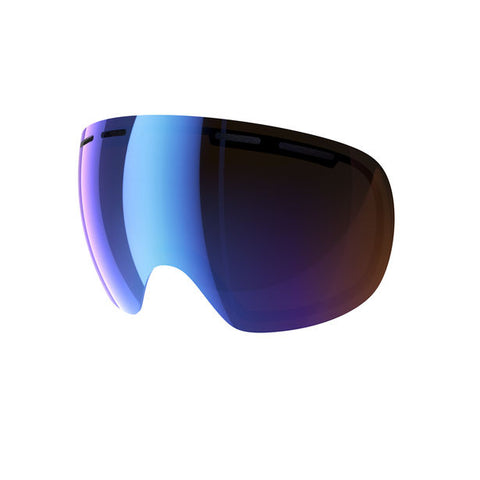POC - Fovea Persimmon + Blue Mirror Snow Goggle Replacement Lens