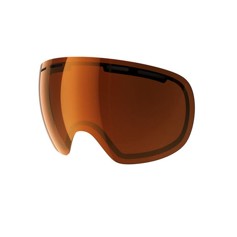 POC - Fovea Sonar Orange Snow Goggle Replacement Lens