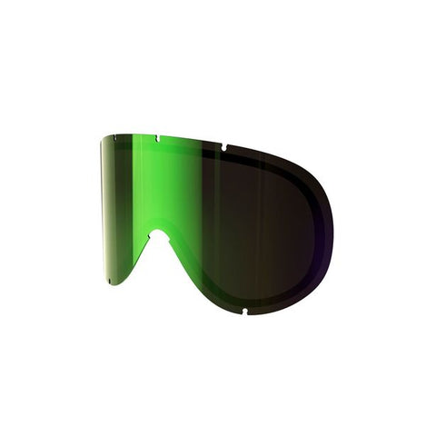 POC - Retina Persimmon + Green Mirror Snow Goggle Replacement Lens