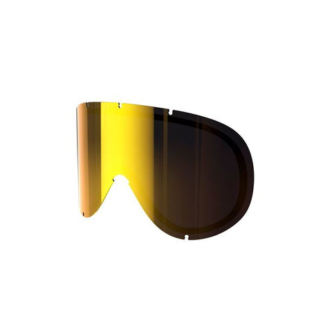 POC - Retina Pink + Gold Mirror Snow Goggle Replacement Lens