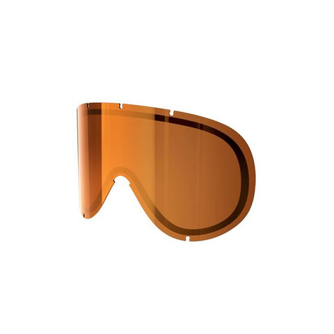 POC - Retina Sonar Orange Snow Goggle Replacement Lens
