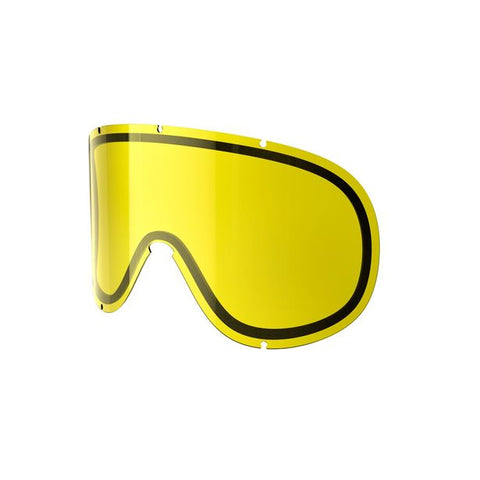 POC - Retina Big Yellow Snow Goggle Replacement Lens