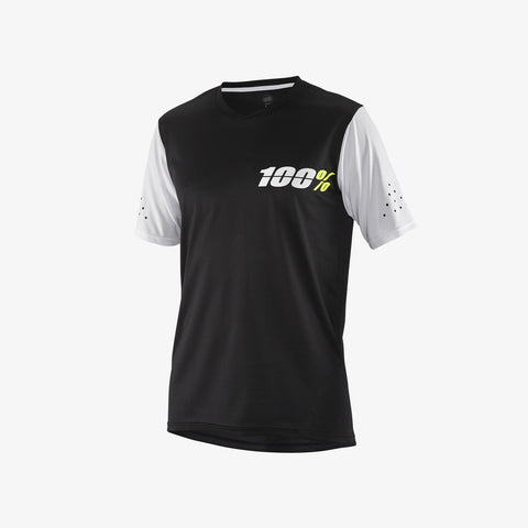 100 Percent - Ridecamp Youth Black  Jersey