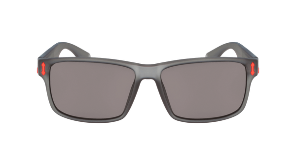 Dragon - DR512S LL Count 58mm Matte Grey Sunglasses / Smoke Lenses
