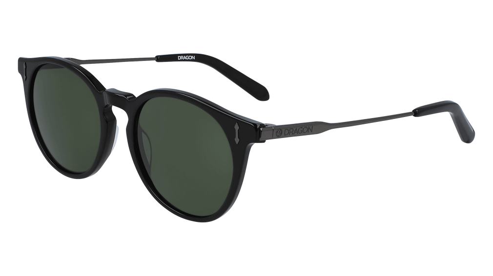Dragon - Hype LL 51mm Black Sunglasses / Lumalens G15 Lenses