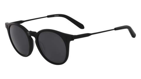 Dragon - Hype LL 51mm Matte Black Sunglasses / Lumalens Smoke Lenses