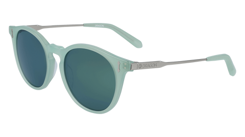 Dragon - Hype LL 51mm Seafoam Sunglasses / Lumalens Petrol Ion Lenses