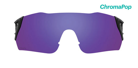 Smith - Attack Chromapop Violet Mirror Sunglass Replacement Lenses