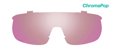 Smith - Trackstand Chromapop Contrast Rose Sunglass Replacement Lenses