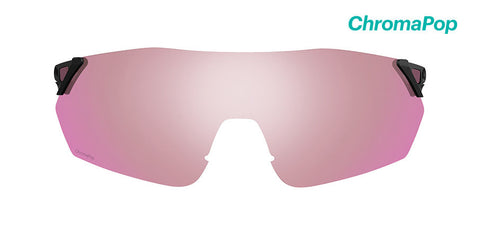Smith - Reverb Chromapop Contrast Rose Sunglass Replacement Lenses