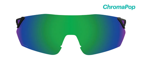 Smith - Reverb Chromapop Green Mirror Sunglass Replacement Lenses