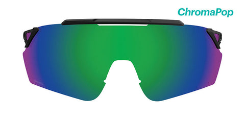 Smith - Ruckus Chromapop Green Mirror Sunglass Replacement Lenses