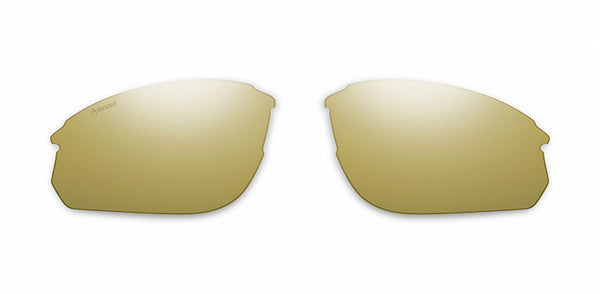 Smith - Parallel Max 2 Polarized Gold Mirror Sunglass Replacement Lenses