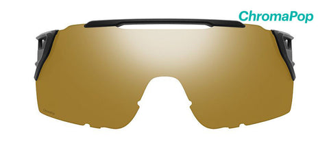 Smith - Attack MTB Chromapop Bronze Mirror Sunglass Replacement Lenses
