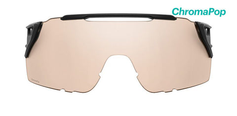 Smith - Attack MTB Chromapop Low Light Rose Sunglass Replacement Lenses