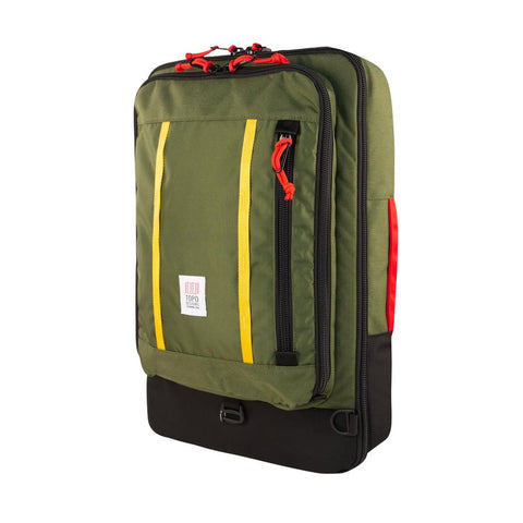 Topo Designs - Olive Unisex 40L Travel Bag