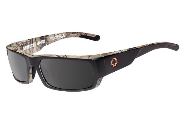 Spy - Caliber Decoy Sunglasses, Happy Bronze Polarized W/ Black Mirror Lenses