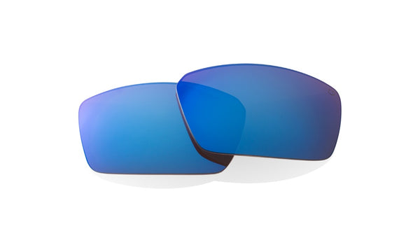 Spy - Dirk Happy Bronze Polarized + Dark Blue Spectra Sunglass Replacement Lenses