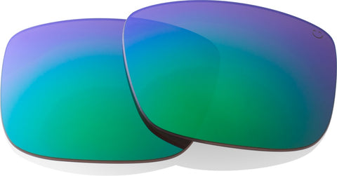 Spy - Helm + Helm 2 Happy Bronze Polarized + Green Spectra Sunglass Replacement Lenses