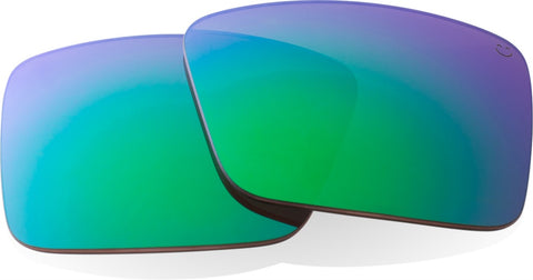 Spy - Cyprus Happy Bronze Polarized + Green Spectra Sunglass Replacement Lenses