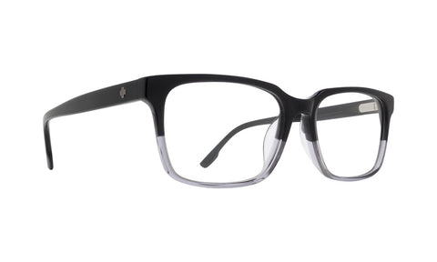 Spy - Barker Gray Gradient Eyeglasses / Demo Lenses