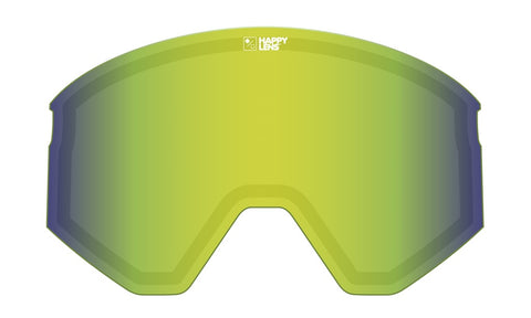 Spy - Ace Happy Bronze + Green Spectra Snow Goggle Replacement Lens